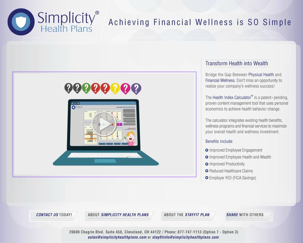 Simplicity Financial Wellness