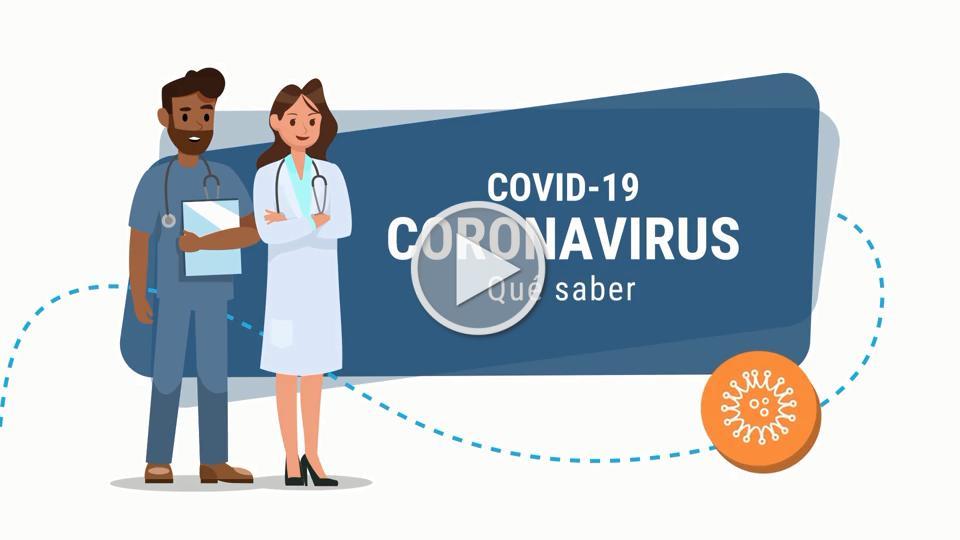 Spanish Coronavirus Video