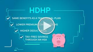 High-Deductible Health Plans (HDHP)