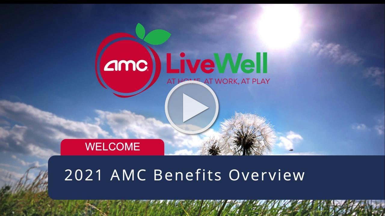 AMC 2021 Benefits Resource Center